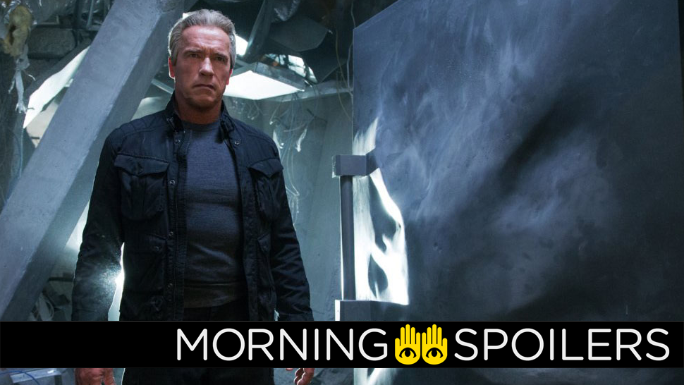 More Hints For The Future Of The TerminatorFranchise