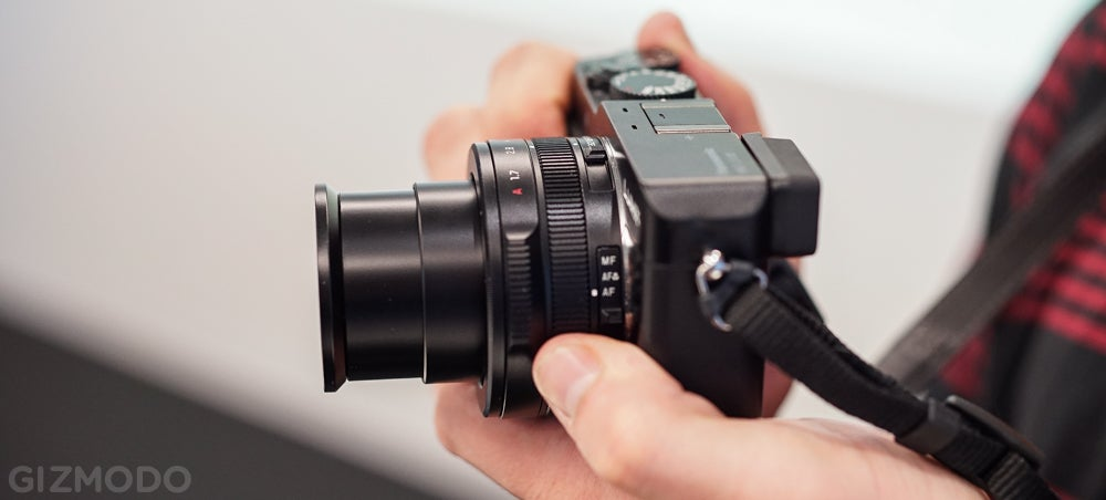 Panasonic LX100: A Whole Lot of Juice In a Not-Quite-Compact Design