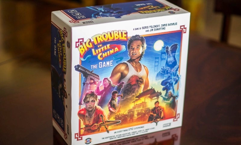 Big Trouble In Little China: The Game Looks Fan-Freaking-Tastic