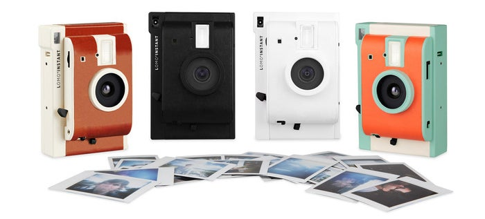 Lomography's First Instant Camera Uses Real-Life Filters