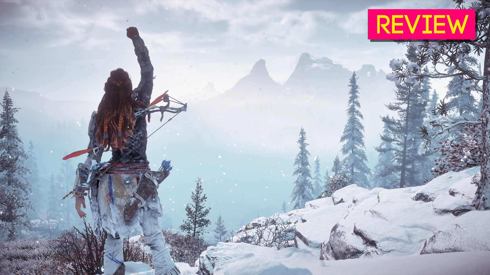 Horizon Zero Dawn: The Frozen Wilds: The Kotaku Review
