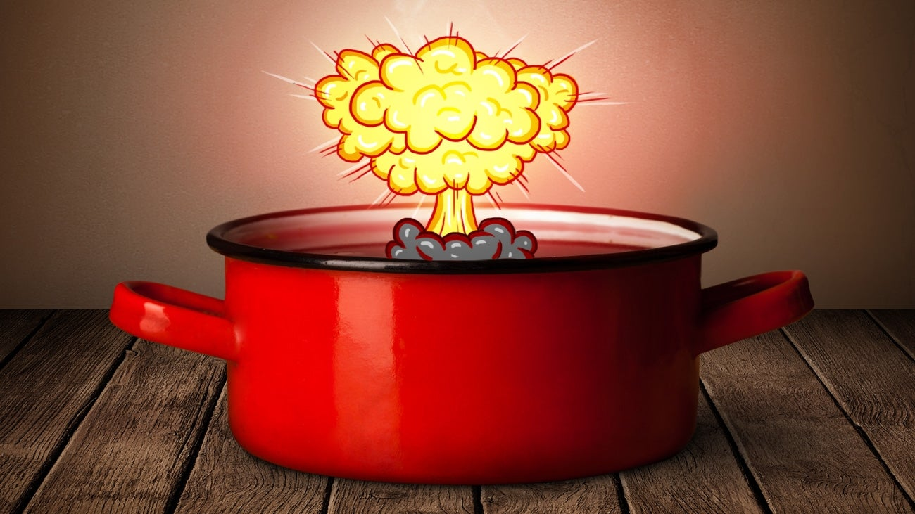 The Most Common Cooking Disasters and How To Fix Them
