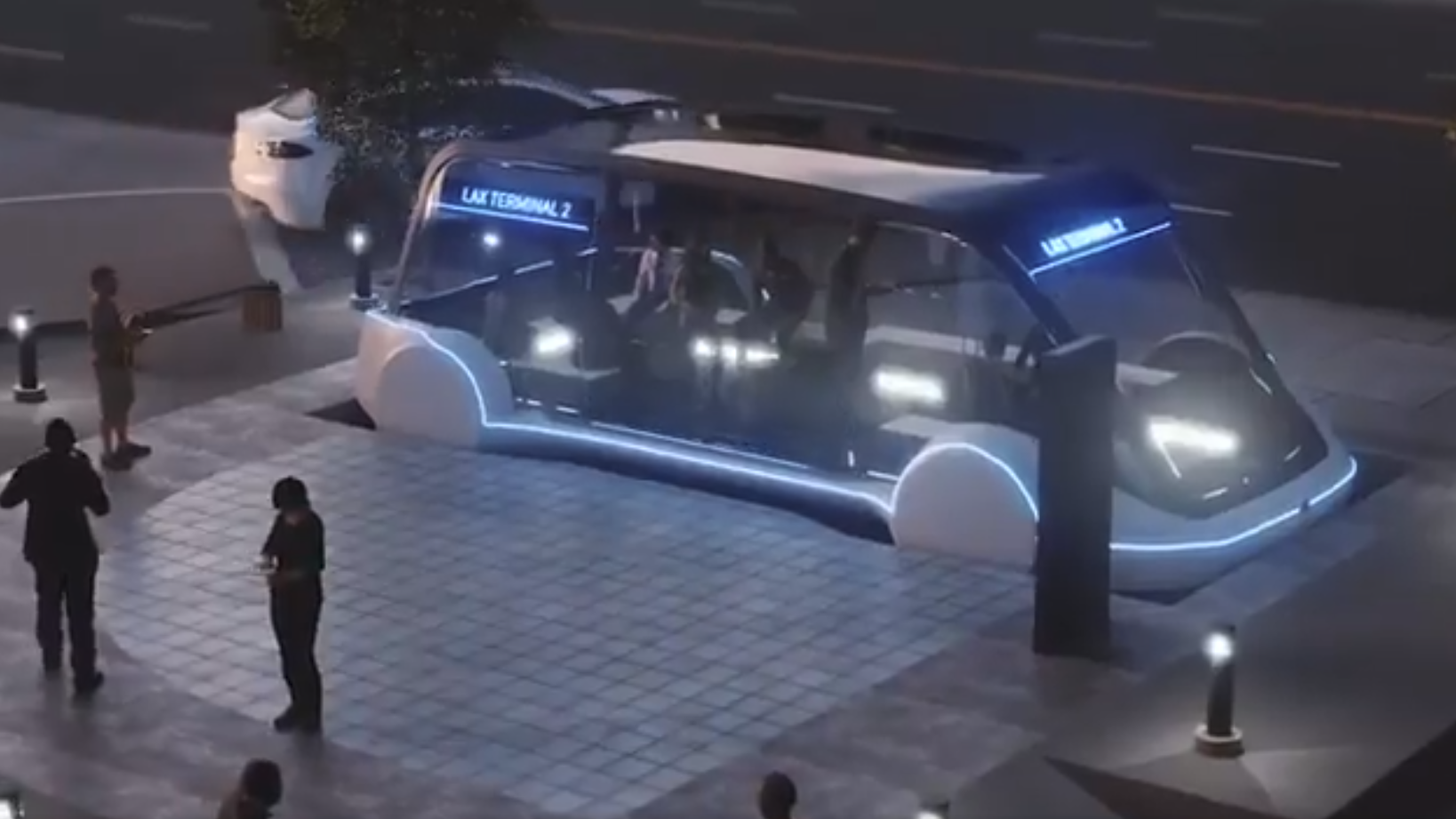 Elon Musk's Boring Company Concept Is Now Even More Hopelessly Complicated