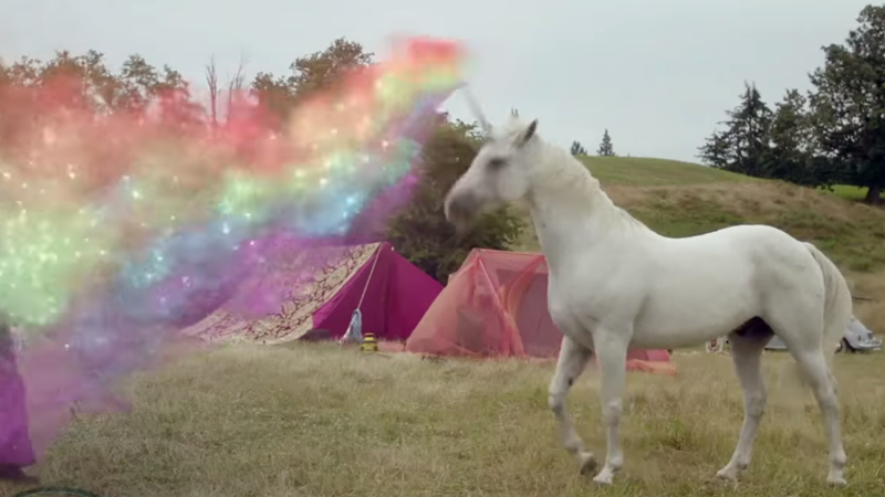 Legends Of TomorrowHas A Unicorn Now, Nothing Else Matters