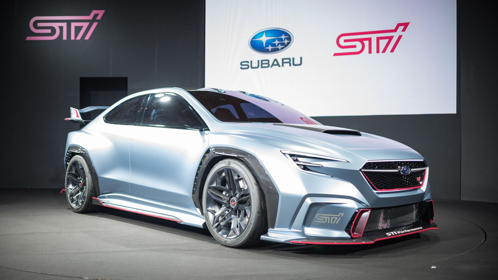 Report: The 2021 Subaru WRX STI Will Get A New Turbo Boxer Engine Making At Least 400 HP