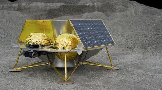 Google Is Hosting 'Nascar On The Moon'