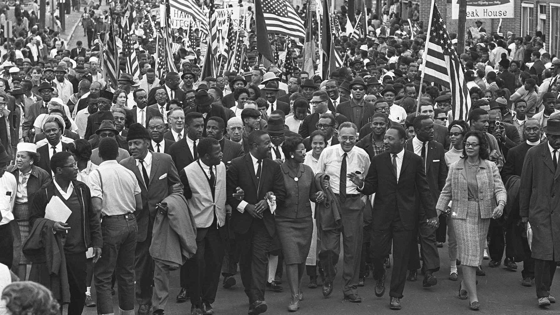 After Charlottesville, I Asked My Dad About Selma