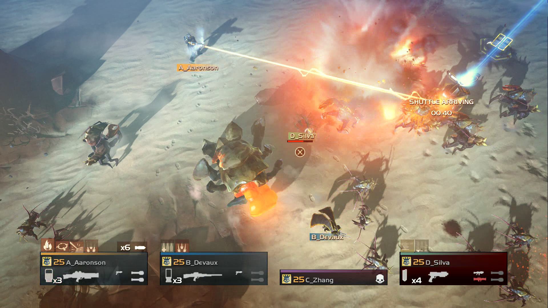 Q&A: The People Behind Helldivers Spill Some Secrets