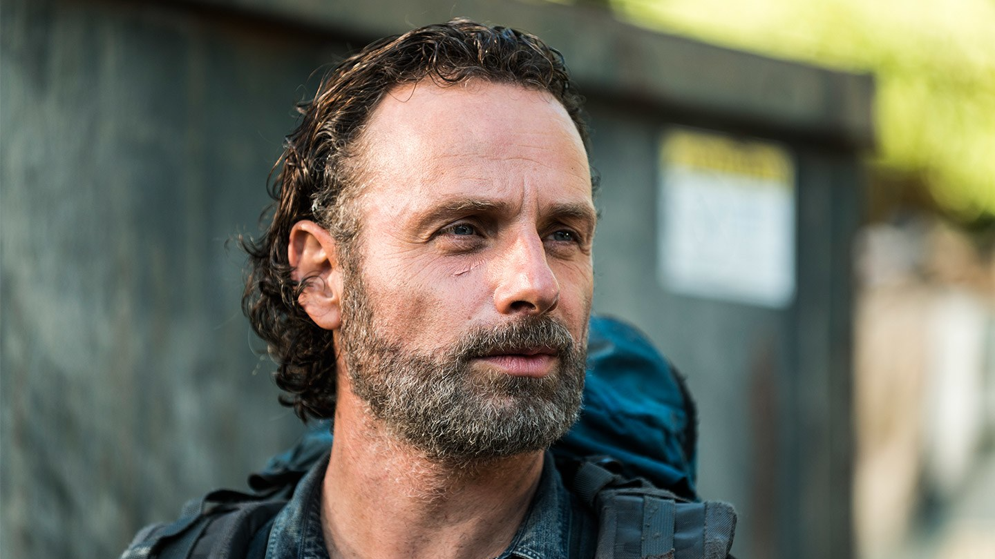 'The Walking Dead'Star Andrew Lincoln Is Voicing A Quidditch Audiobook