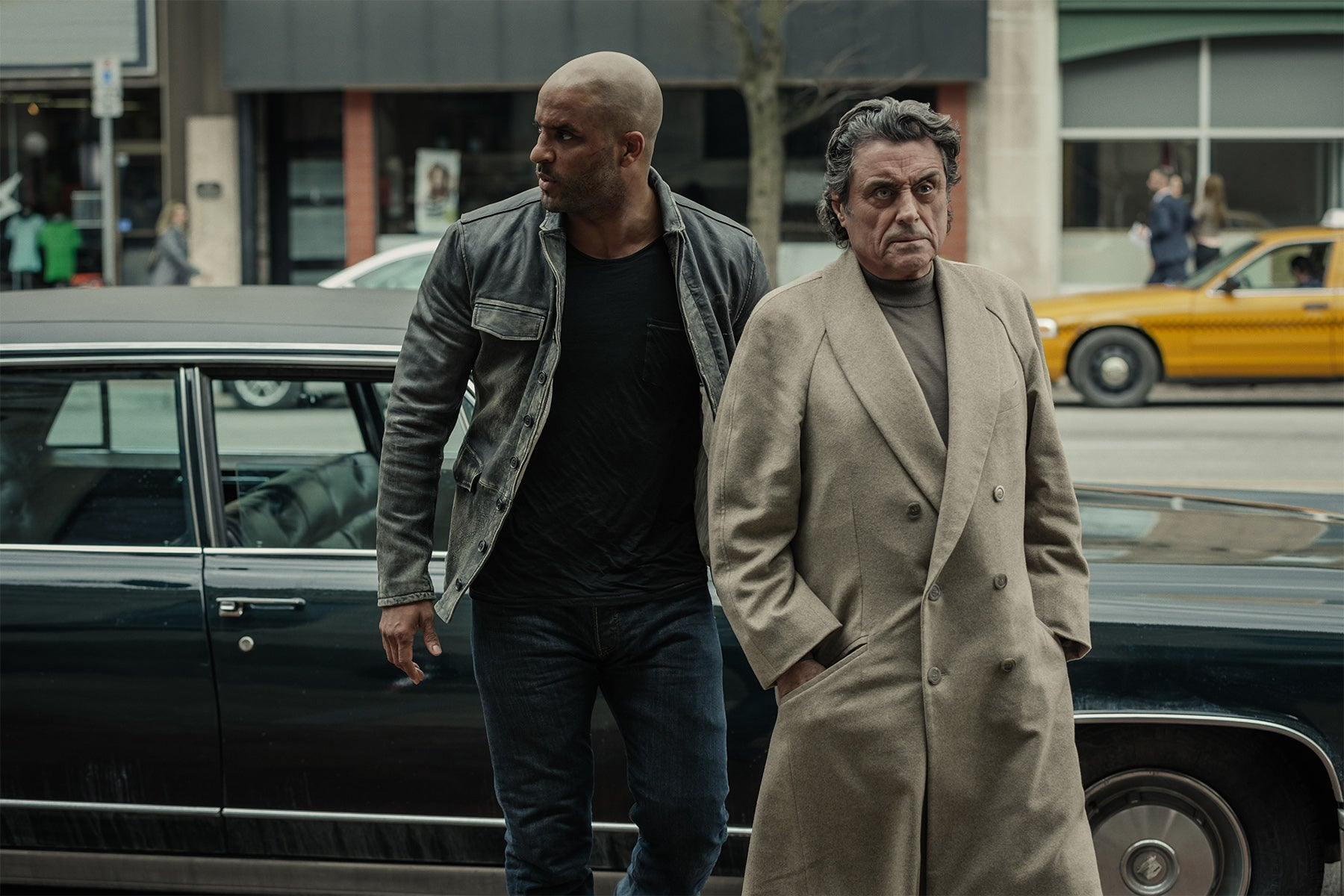 OnAmerican Gods,Belief Is Starting To Make The Impossible Happen