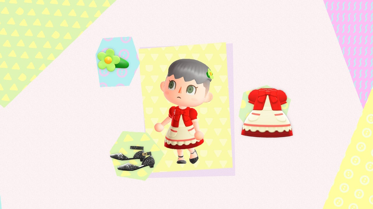 Animal Crossing: New Horizons Doesn't Care If Boys Wear Skirts, Whatever, It's 2020