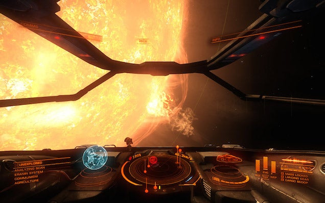 Elite: Dangerous Just Got A Ton Of New Stuff