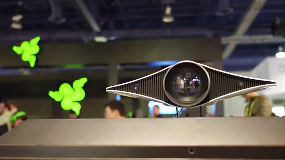 Someone Stole Sweet Prototypes From Razer's CES Booth