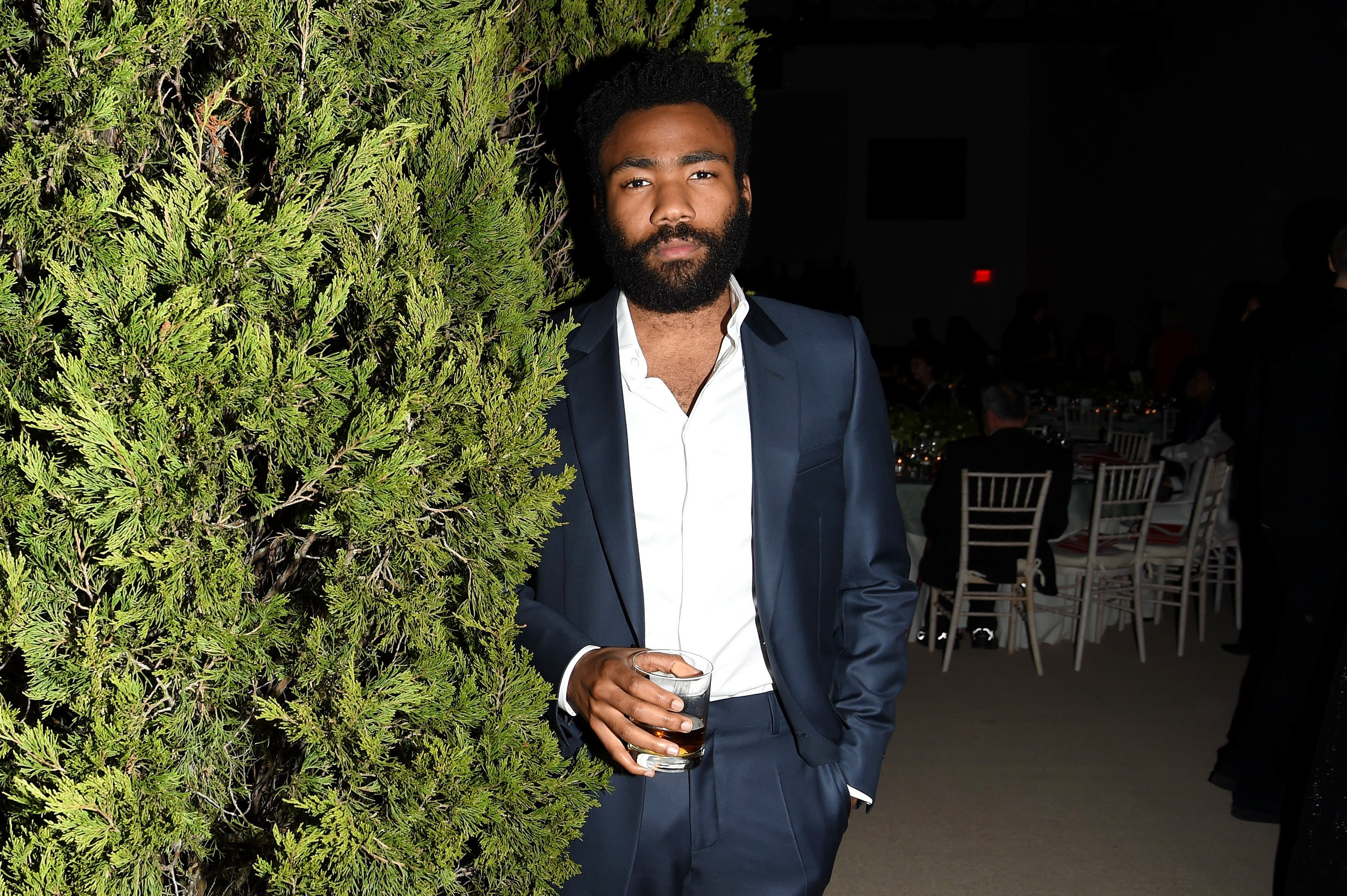 Donald Glover's Mum Warns Him Not To Mess Up Lando For Her