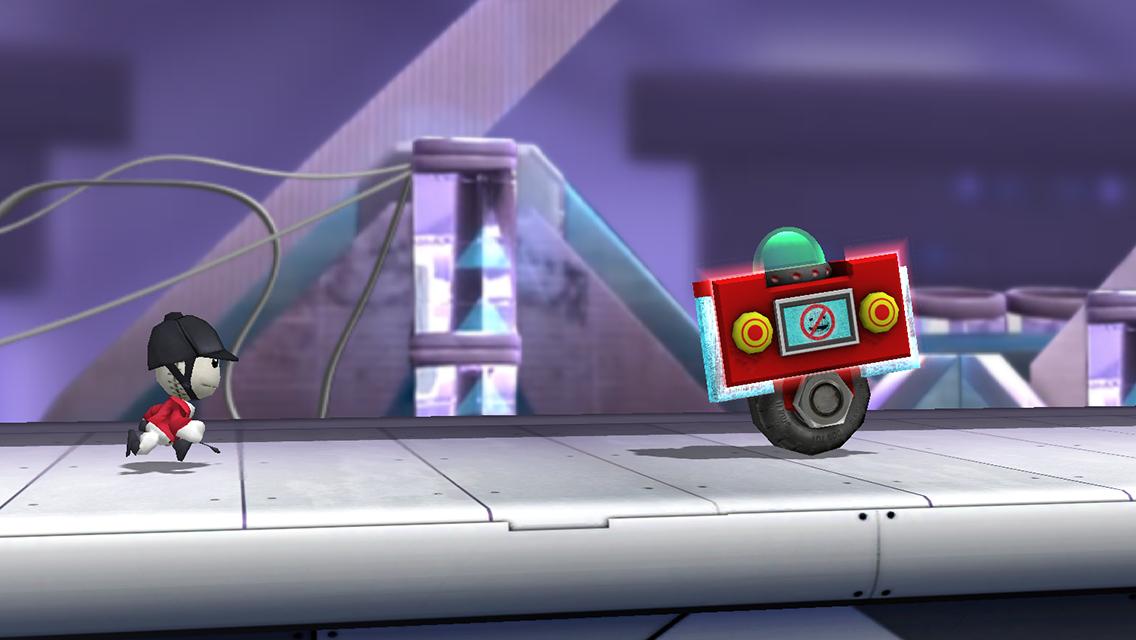 The Next LittleBigPlanet Is...An Endless Runner