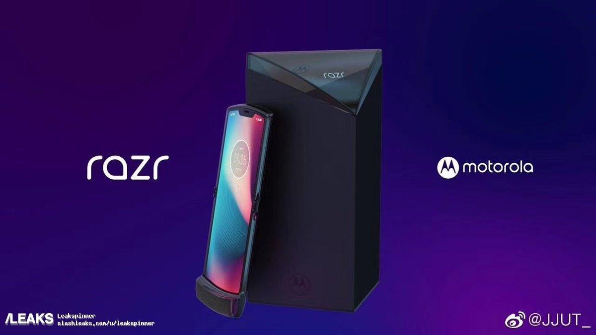 Leaked Pic Of Moto's Bendy Razr Reboot Looks Damn Good