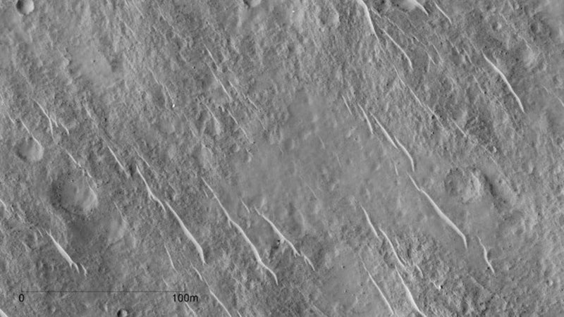 New 'Image Enhance' Lets Satellites See 5cm Objects on Mars