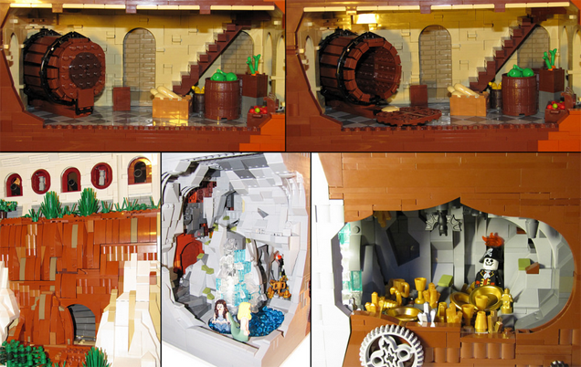 Massive Pirate LEGO Build Is Full Of Secrets
