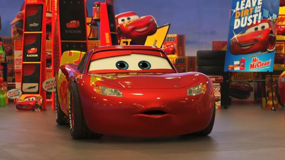 The Insanity That Is The Cars Universe Can Now Add Motorcycles And Cinderella To The Mix