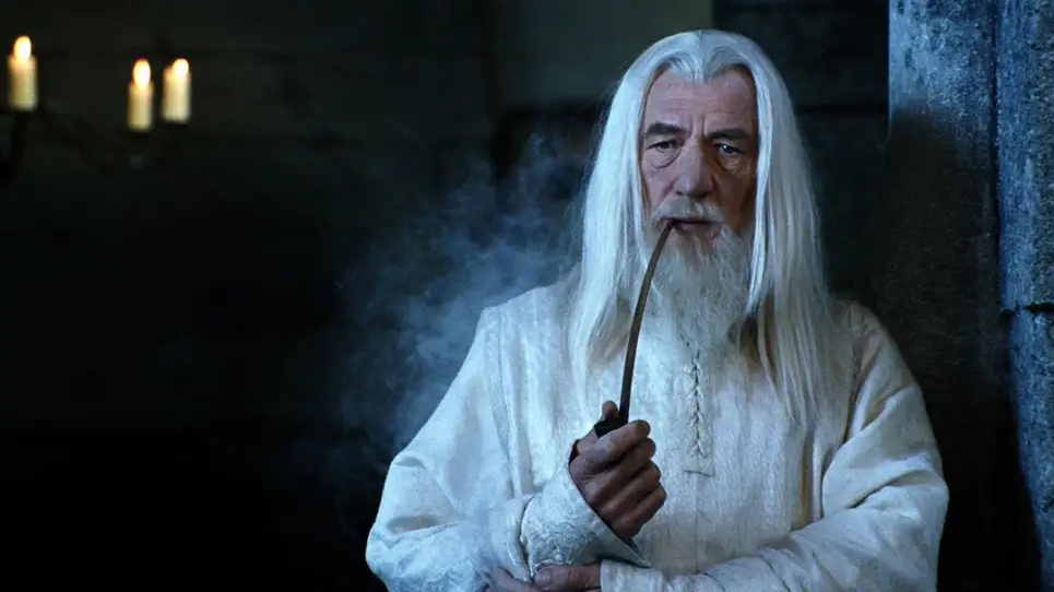 Read Sir Ian McKellen's Fascinating Lord Of The Rings Production Blogs