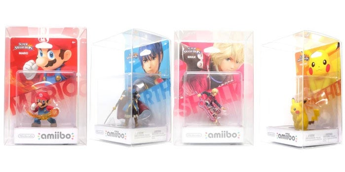 Plastic Boxes To Keep Your Amiibos Safe. Because, Amiibos.
