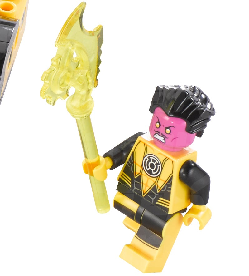 LEGO Green Lantern Gets His Own Set, (Almost) Escapes Batman's Shadow