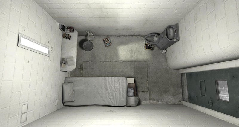 Virtual Prison Does Not Sound Like A Fun Afternoon