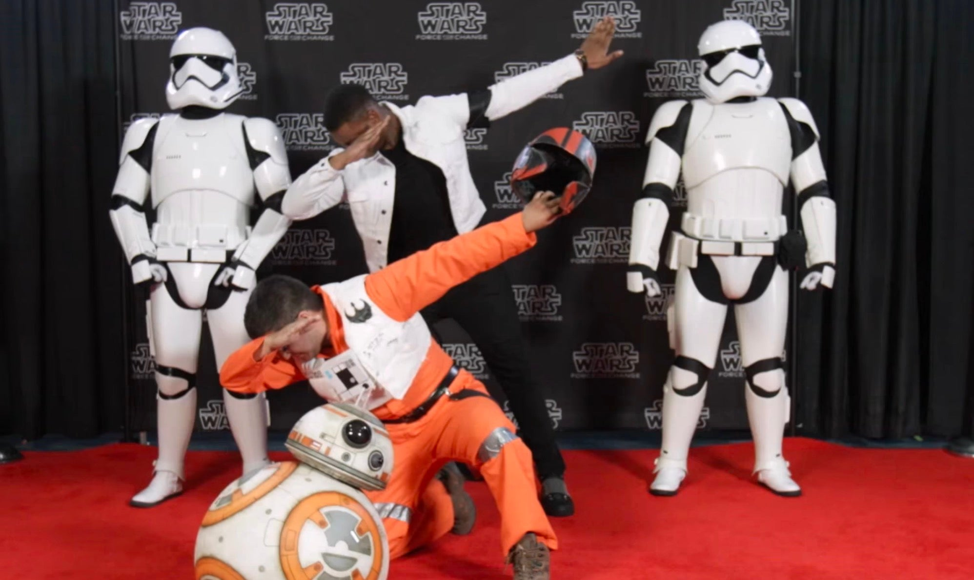 These Fans Freaking Out About John Boyega Is What Star Wars Is All About