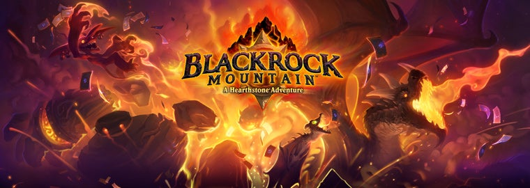 Hearthstone's Next Adventure Is Called Blackrock Mountain
