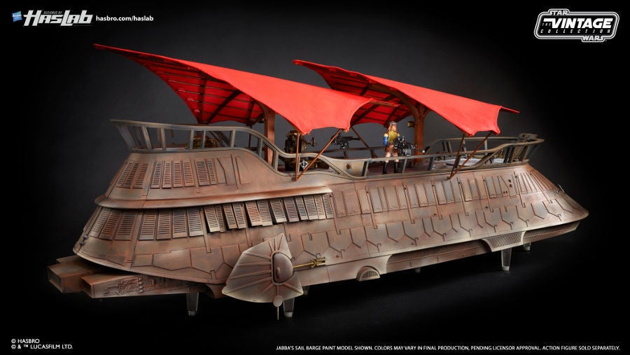 They Did It: Hasbro Is Officially Producing Its Largest Star Wars Toy Ever
