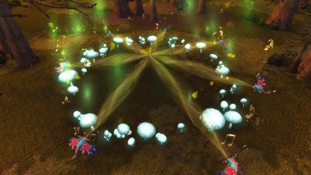 Ten Secret Locations in World of Warcraft
