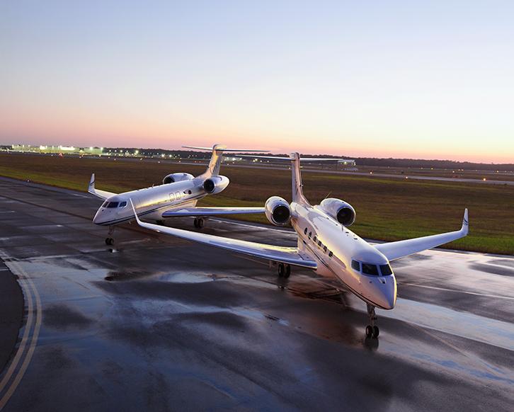 New Gulfstream jets' flight deck looks like sci-fi spaceship cockpit