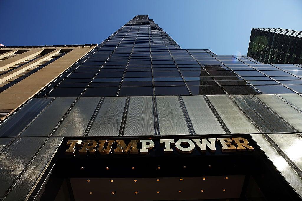 Trump Tower Evacuated Over 'Suspicious' Bag Of Toys