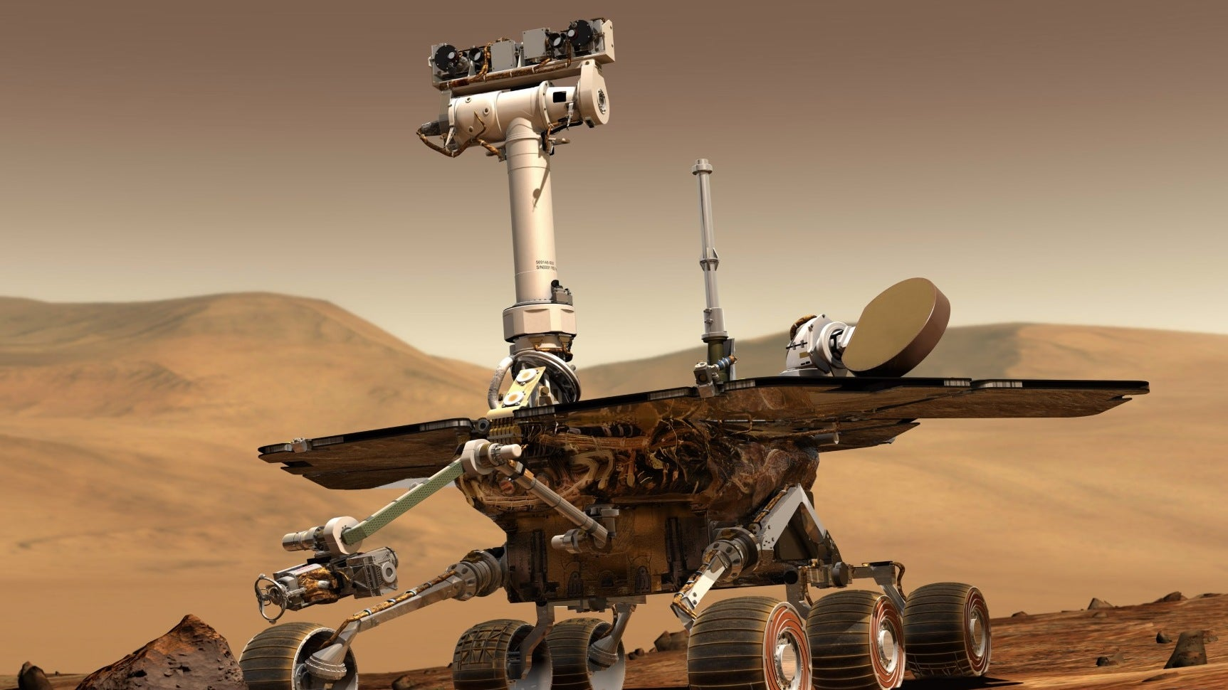Wake Up, Oppy! NASA Sends New Commands To Mars Opportunity Rover