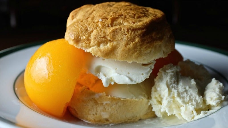 Make A More Refined, Grown-Up Ice Cream Sandwich With A Savoury Bread