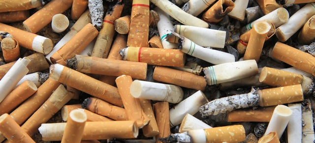 Old Cigarette Butts Could Be Used To Make Supercapacitors