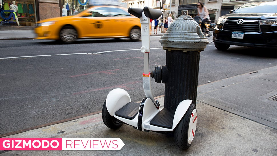 Segway MiniPro: The Gizmodo Review
