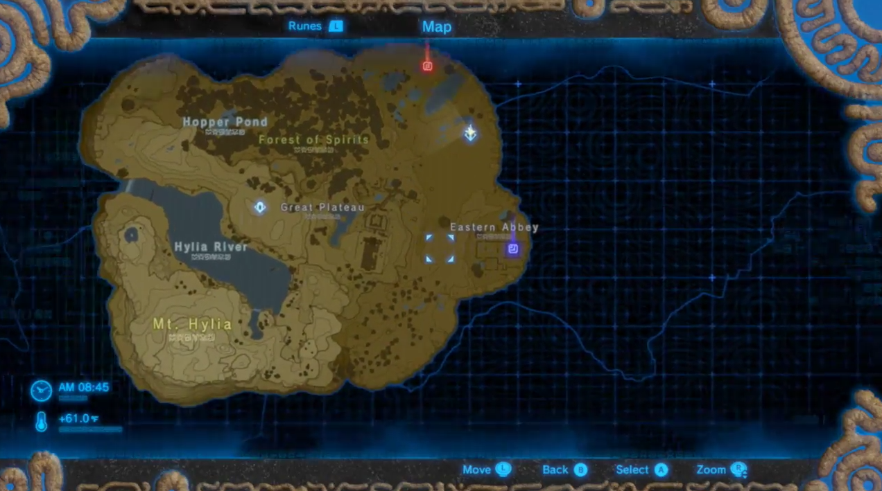Why Don T You Hate The Towers In Zelda Breath Of The Wild