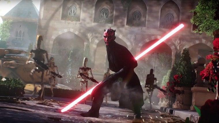 EA Finally Unlocks Every Hero In Star Wars Battlefront 2