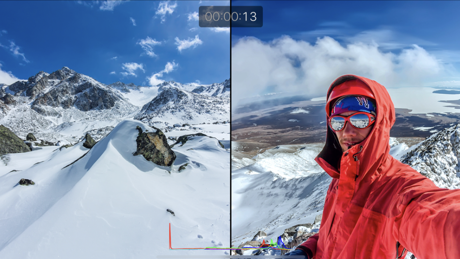 Record Two iPhone Cameras At Once With This Free iOS App