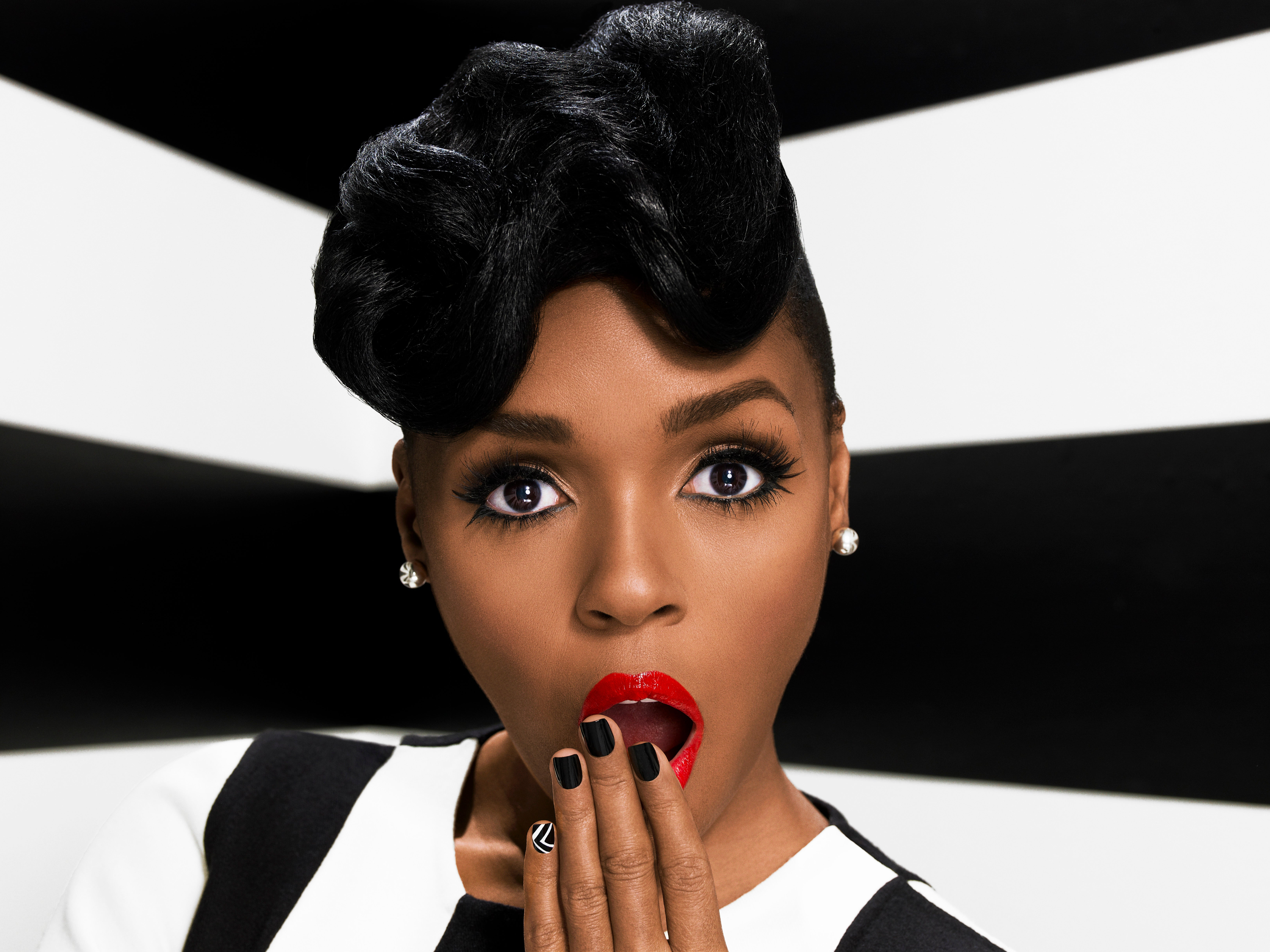 Janelle Monae Will Co-Star in a Movie About the Women Behind the Space Program