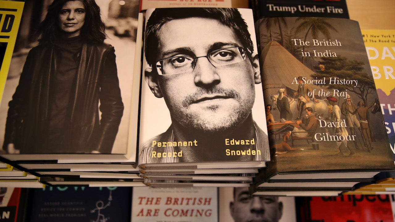 Judge Rules Edward Snowden Can't Profit From His Book Because It Wasn't Cleared By NSA And CIA