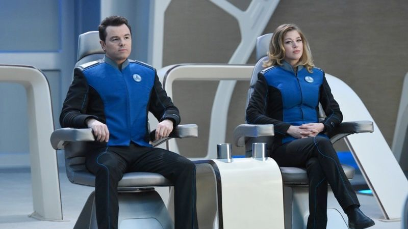 The Orville Has Already Been Renewed For A Second Season