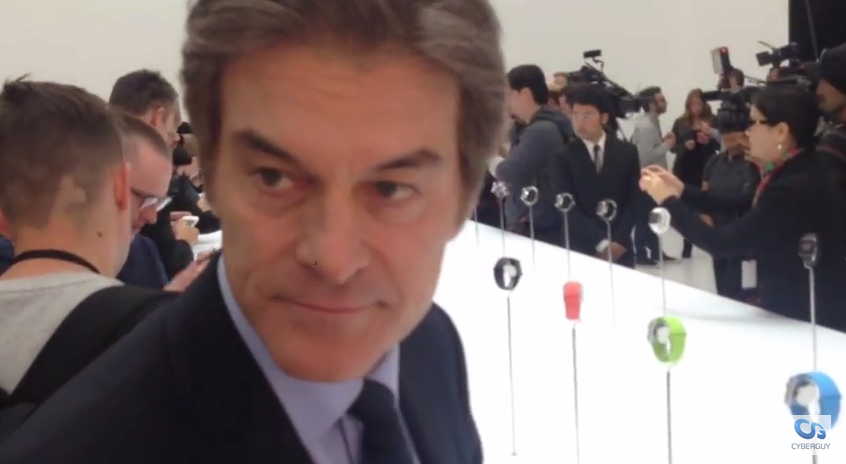 Hacked Emails Show Dr. Oz Wanted to Peddle Sony Wearables on His Show
