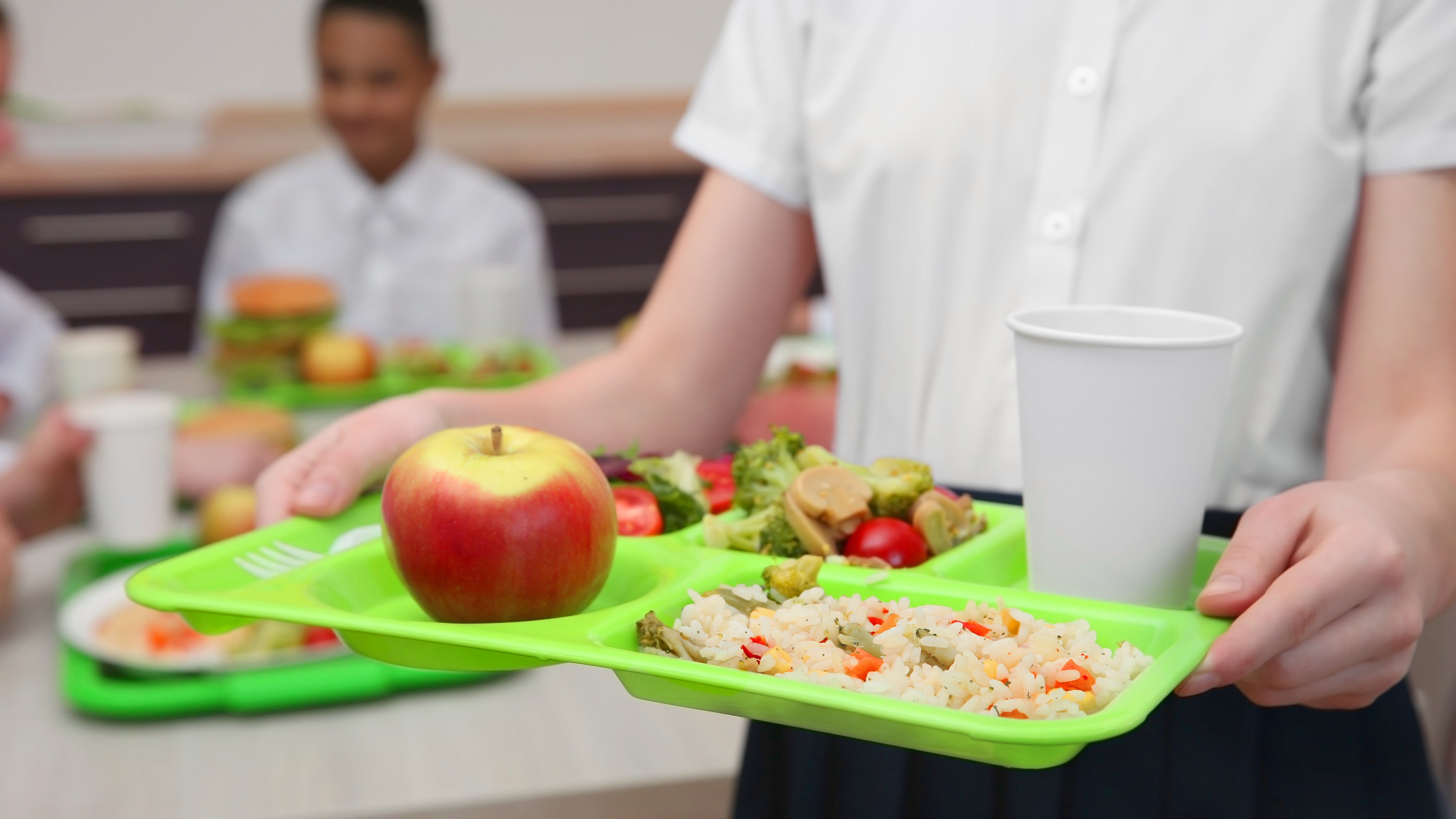 It's Time To Check Your School's Lunch Debt Policy
