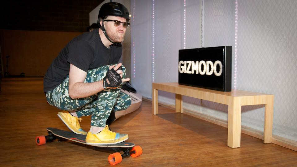 The Boardie Electric: Boosted Board Shows The Future of Fun
