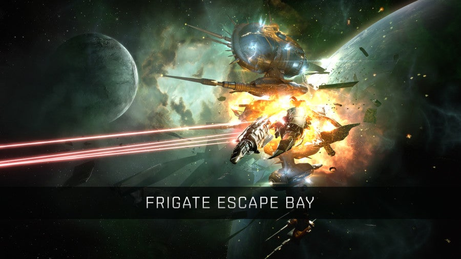 EVE Online Update Will Give Players A Second Chance In Battle