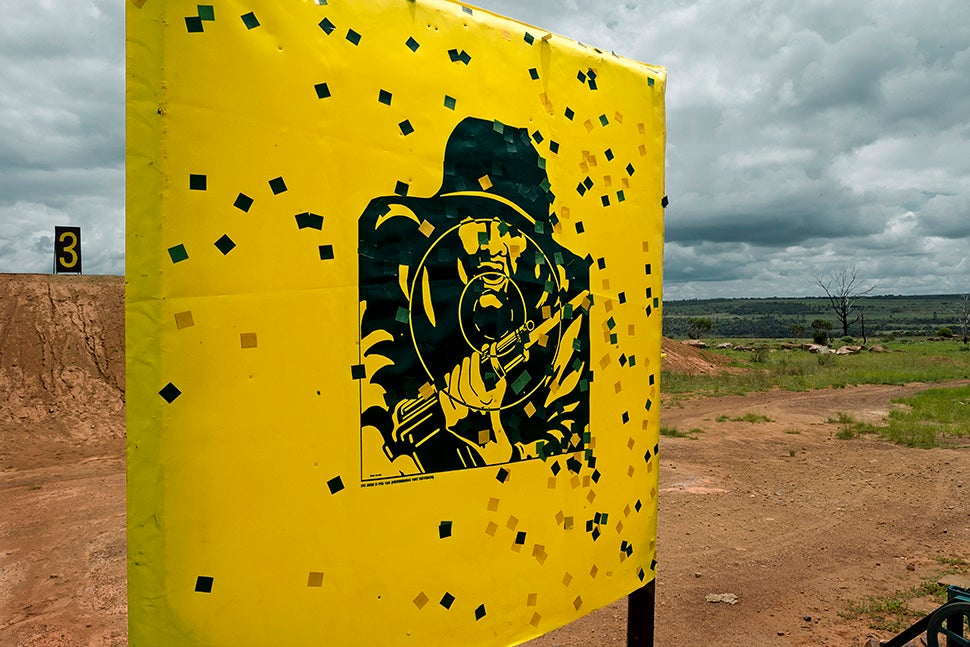 A Fascinating Look At Shooting Targets Used By Armies Around the World