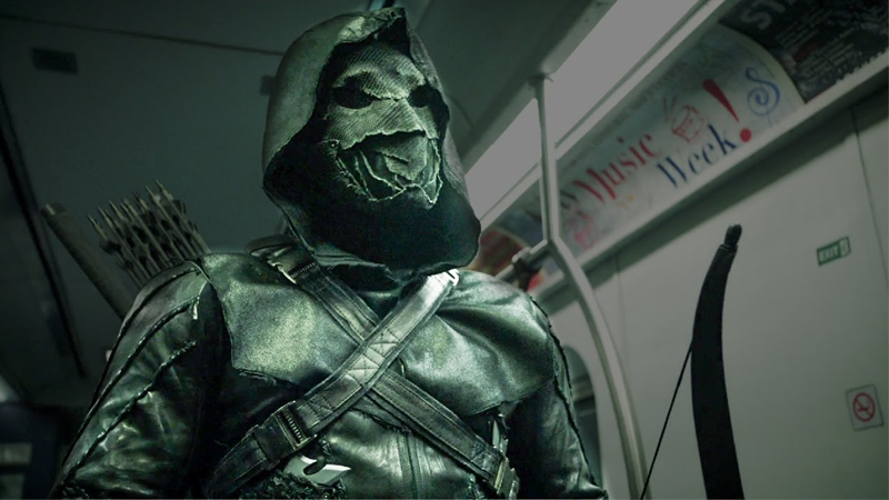 Arrow's Big Bad Prometheus Will Return For The DC Crossover, But With A Twist