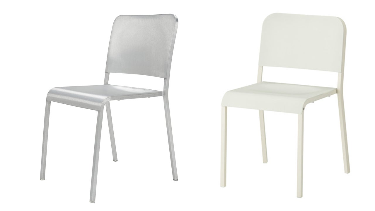 IKEA Is Being Sued For Allegedly Stealing A Chair Design